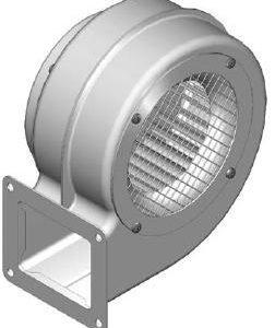 Fans external rotor