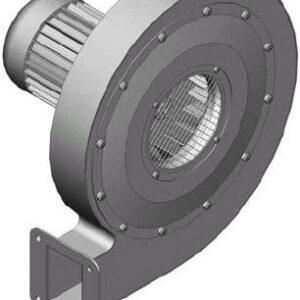 Medium-pressure radial fans