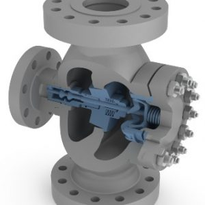 Pump protection valves