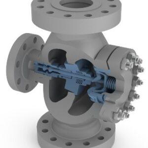 Pump protection valves