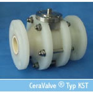 Ceramic valves