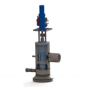 Steam conditioning valves