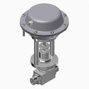 Microflow valves